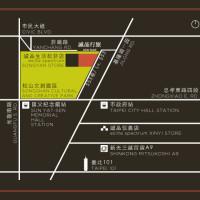 【 Shuttle Service】Discover Taipei, soak in the city's glitz.