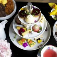 【The Chapter Café】全新風貌.巴洛克花園雙人午茶