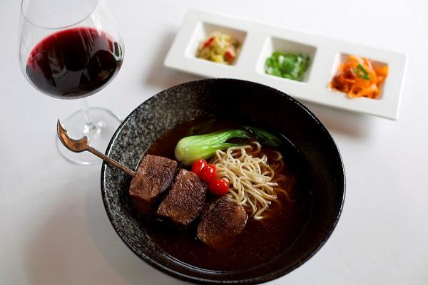 The Chapter Cafe_炙燒澳洲和牛牛肉麵(官網)